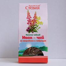Иван-чай с зверобоем и чабрецом