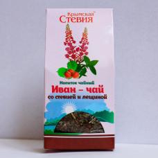 Иван-чай со стевией и лещиной