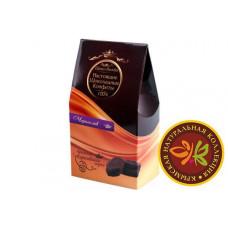"""Натуральные шоколадные конфеты """"Чернослив в шоколаде"""" в подарочной коробке"""