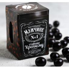 Кофейные зёрна в шоколаде «Настоящему мужчине»