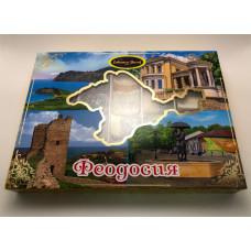 """Рахат-лукум """"Феодосия"""", 350 гр."""