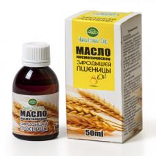 Масло Зародышей пшеницы, 50 мл