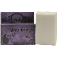 """Монастырское мыло """"Молочное"""", 80 гр."""